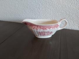 Burgenland - Kleine sauskom  (rood)