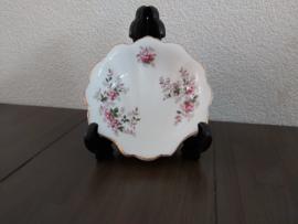 Lavender Rose - Klein bonbonschaaltje in schelp vorm 13cm