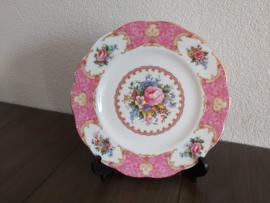 Lady Carlyle - Ontbijtbord 21 cm