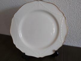Guirlande (Garland) Gold - Ontbijtbord 23 cm