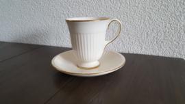 Edme Jubilee - Koffiekop en schotel 8 cm