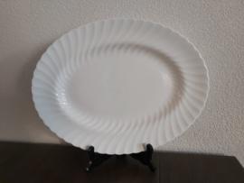 Candlelight - Ovale serveerschaal 35 x 27 cm