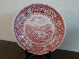Burgenland - Dinerbord 26,5 cm (rood)