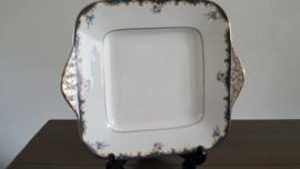 Chartley - Vierkante serveerschaal ca 24 x 24 cm