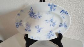 Riva Kinderservies - Ovale vleesschotel 20,5 x 14 cm