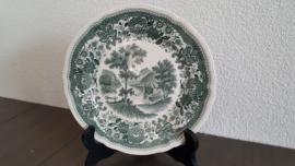 Burgenland -Ontbijtbord 19 cm (groen)