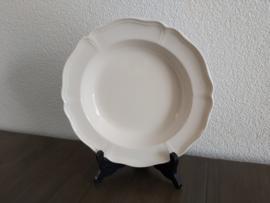 Queen's Plain Creme - Soepbord ca 23 cm