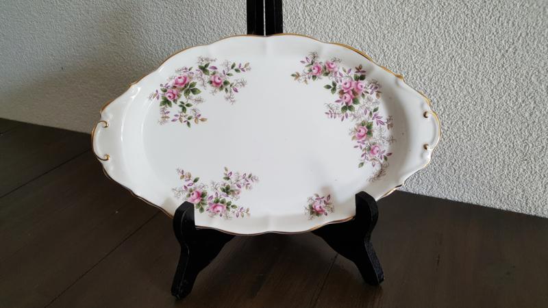 Lavender Rose - Serveerschaaltje 25,5 cm