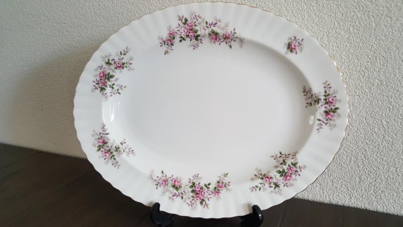 Lavender Rose - Serveerschaal Ovaal 35 x 27 cm