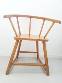 vintage kinder stoeltje