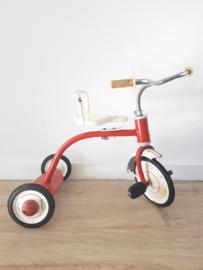 Vintage driewieler  ''rood''