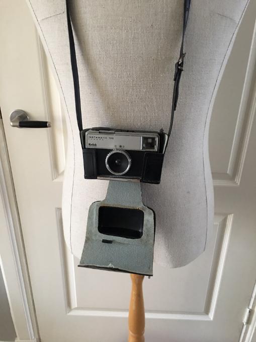 vintage fotocamera