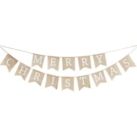 SLINGER JUTE 'MERRY CHRISTMAS' GINGER RAY (1ST)