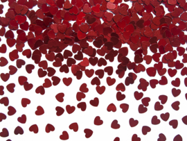 CONFETTI 'HARTJES ROOD' VALENTINES (30GR)