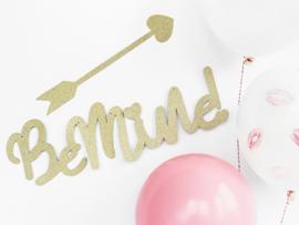 SLINGER 'BE MINE' SWEET LOVE (1ST)