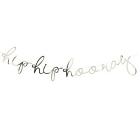 SLINGER 'HIP HIP HOORAY/GOUDFOLIE' GINGER RAY (1ST)