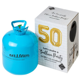 HELIUM 'TANK 50' HOUSE OF GIA (1ST)