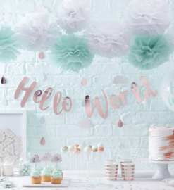 BLOG: HELLO WORLD BABYSHOWER