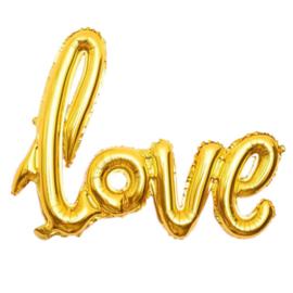 FOLIE BALLON 'LOVE GOUD' (1ST)