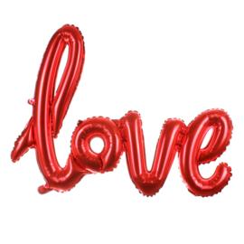 FOLIE BALLON 'LOVE ROOD' (1ST)