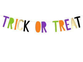 SLINGER 'TRICK OR TREAT' (1ST)