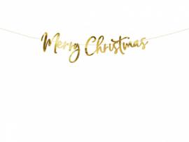 SLINGER 'MERRY CHRISTMAS/GOUDOLIE' (1ST)
