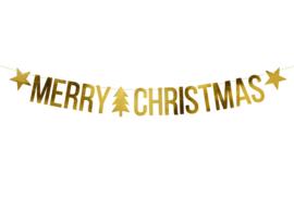 SLINGER 'MERRY CHRISTMAS/GOUDFOLIE' (1ST)
