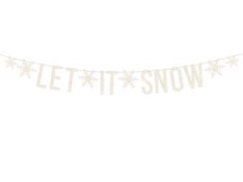 SLINGER 'LET IT SNOW' (1ST)