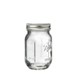 BALL MASON JAR 'MINI STORAGE 4OZ / 120 ML' (4ST)