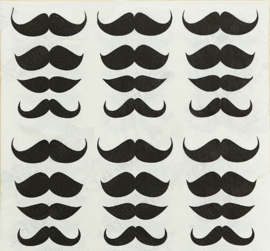 SERVETTEN 'MR. MOUSTACHE' (20ST)