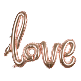 FOLIE BALLON 'LOVE ROSÉGOUD' (1ST)