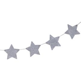 SLINGER HOUT 'STERREN ZILVER' GINGER RAY (1ST)