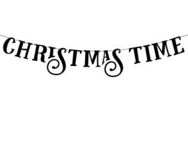 SLINGER 'CHRISTMAS TIME' (1ST)