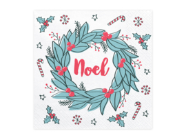 SERVETTEN 'NOEL' (20ST)