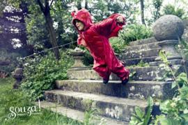 VERKLEEDKLEDING 'DRAAK JUMPSUIT KOSTUUM' MATEN 3 - 6 JAAR (1ST)