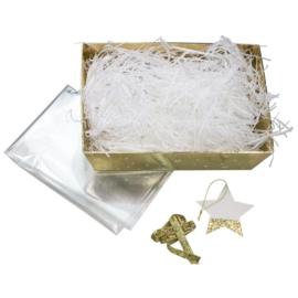 INPAKSET 'GOLD GLITTER CHRISTMAS' (1ST)
