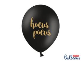 LATEX BALLONNEN 'HOCUS POCUS' (50ST)