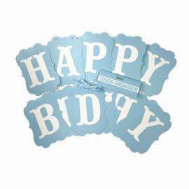 SLINGER 'HAPPY BIRTHDAY BLAUW' (1ST)