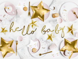 SLINGER 'HELLO BABY/GOUDFOLIE' LITTLE STAR (1ST)