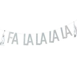 SLINGER 'FA LA LA LA LA MET TASSELS' GINGER RAY (1ST)