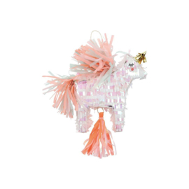 MINI PIÑATA 'UNICORN' MERI MERI (3ST)