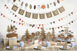 CUPCAKE PLATEAU 'WOODLAND' (1ST)