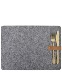 PLACEMATS 'VILT' DELIGHT DEPARTMENT (4ST)