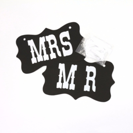 MR & MRS BORDJES - 1 SET
