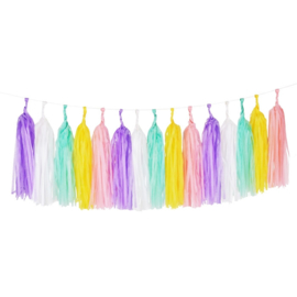 TASSEL SLINGER 'PASTEL PERFECTION' (25ST)
