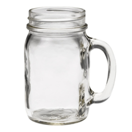 BALL MASON JAR 'PLAIN DRINKING MUG  16OZ / 470 ML REGULAR MOUTH' (1ST)