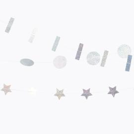 SLINGER 'HOLOGRAFISCH MIX' GINGER RAY (3ST)