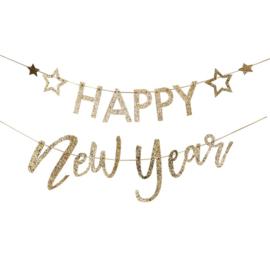 SLINGER 'HAPPY NEW YEAR/GOUD' GINGER RAY (1ST)
