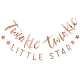 SLINGER 'TWINKLE TWINKLE LITTLE STAR' GINGER RAY (1ST)