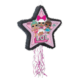 PIÑATA 'L.O.L. SURPRISE!' UNIQUE® (1ST)